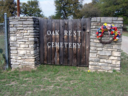 Oak Rest Cemetery