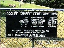 Cooley Chapel Cemetery