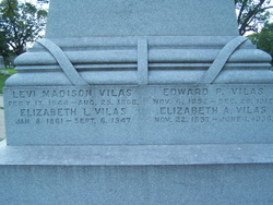 Edward P. Vilas
