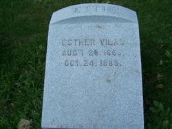 "Esther ""Ettie"" Vilas"
