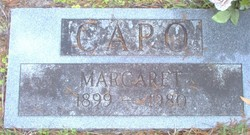 Margaret <I>Griffin</I> Capo
