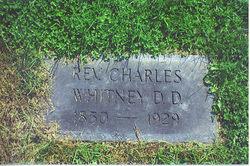 Rev Charles Whitney