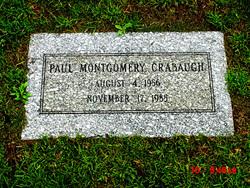 Paul Montgomery Crabaugh