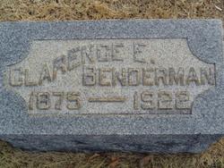 Clarence E. Benderman