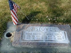 Merle <I>Forgie</I> Stowe