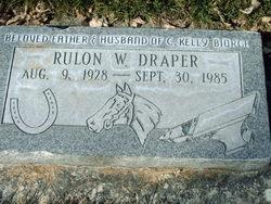 Rulon W. Draper