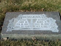 John Mark Dunoskovic