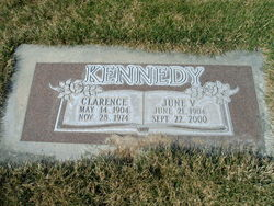 Clarence Kennedy