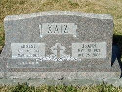 Ernest Xaiz