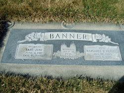 Margeret Pearl <I>Francis</I> Banner