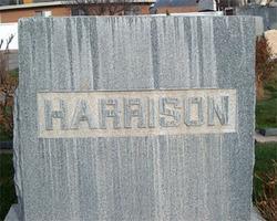 Rosella Damon <I>White</I> Harrison