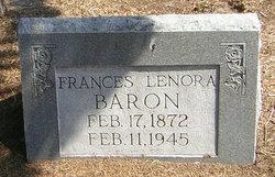 Frances Lenora Baron