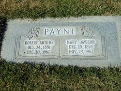 Mary Elizabeth <I>Davison</I> Payne