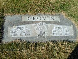 "David Bryan ""Bud"" Groves"