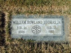 William Rowland Thomas, Jr