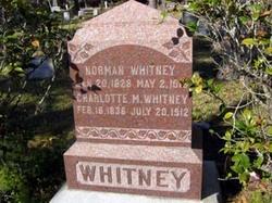 Charlotte M. Whitney