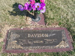 Lila LaDean <I>Taylor</I> Davison