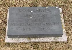 Margarita <I>Pumpelly</I> Smyth
