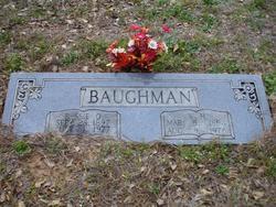 Bessie O. Baughman
