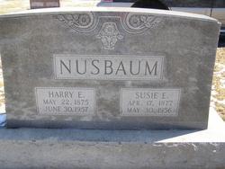 Harry Edward Nusbaum