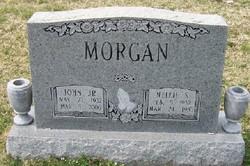 Nellie <I>Stiles</I> Morgan