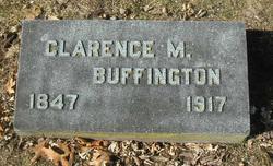 Clarence M Buffington