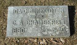 Ida C <I>Buffington</I> Chamberlin