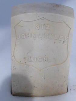 Pvt John T Ackley