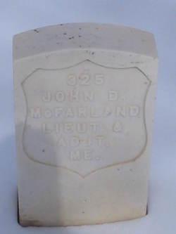 John D McFarland