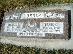 Mary Pearl <I>Olsen</I> Turner