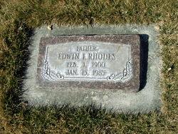 Edwin Isaac Rhodes