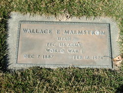 Wallace Ephraim Malmstrom