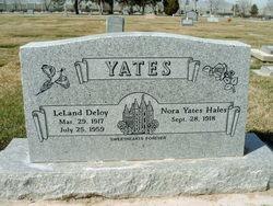 Leland Deloy Yates
