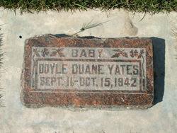 Doyle Duane Yates