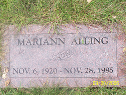 Mariann M Alling