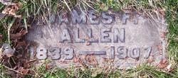 Pvt James F. Allen