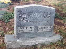 Beth El Mennonite Church >> Matilda Rebecca Umble Kanagy (1898-1988) - Find A Grave Memorial
