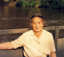 "Hildegard Wanda Dorothee ""Hilli"" <I>Frantz</I> Orthbandt"
