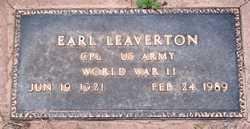 Earl Leaverton