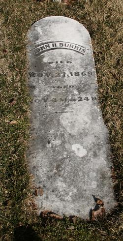 John H. Burris