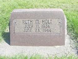 Ruth M. Holt