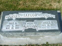Dale G Taylor