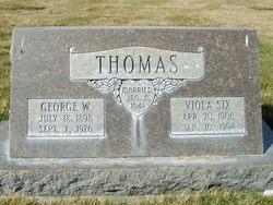 Viola Leota <I>Six</I> Thomas