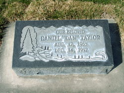 Daniel Duane Taylor