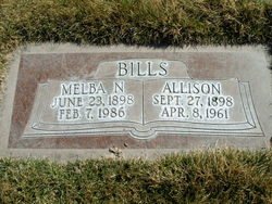 Melba <I>Nilson</I> Bills