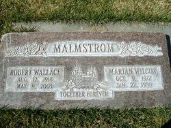 Marian Hart <I>Wilcox</I> Malmstrom