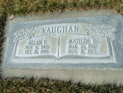 Matilda H Vaughan