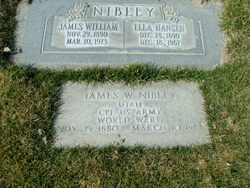 James William Nibley, Sr