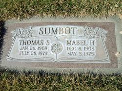 Thomas Savero Sumbot
