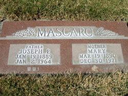 Mary P <I>Marasco</I> Mascaro